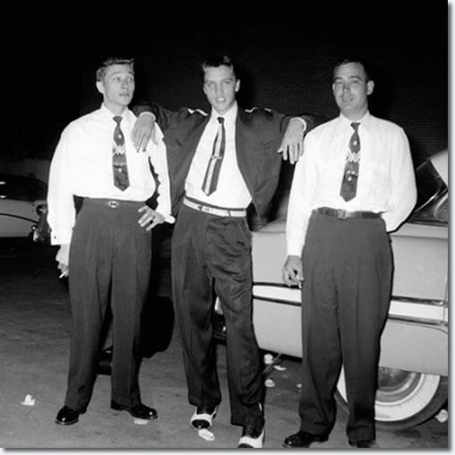 Blackie | Bill Black and Elvis Presley