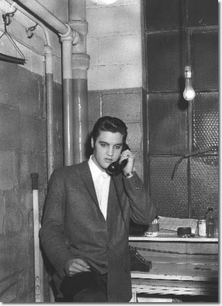 Elvis Presley - November 23, 1956.