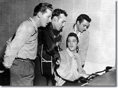 The Million Dollar Quartet - December 4, 1956