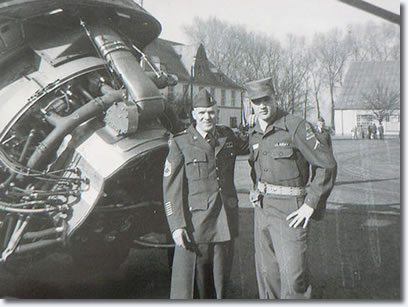 Elvis Presley in the Army - April 10, 1959 Germany - Armed Forces Day