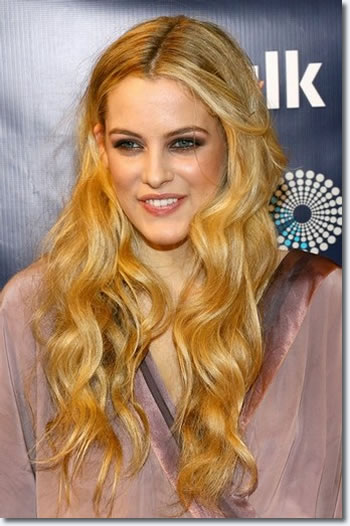 Model Riley Keough attends 'Rebel Rebel' a Milk Gallery project presented by The Art of Elysium on June 24, 2008 at Milk Gallery in New York City.