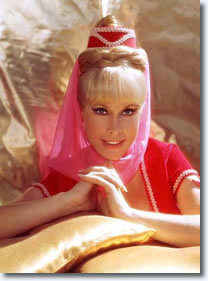 'Jeannie' Barbara Eden
