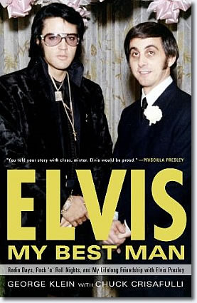 Elvis : My Best Man by Geoge Klein Book