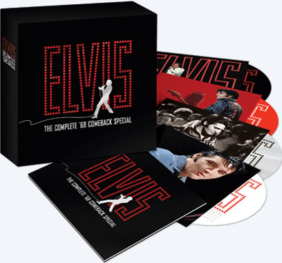 Elvis: The Complete '68 Comeback Special