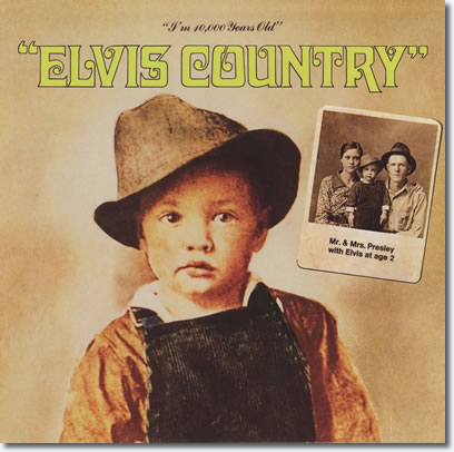 Elvis Country FTD Special Edition CD