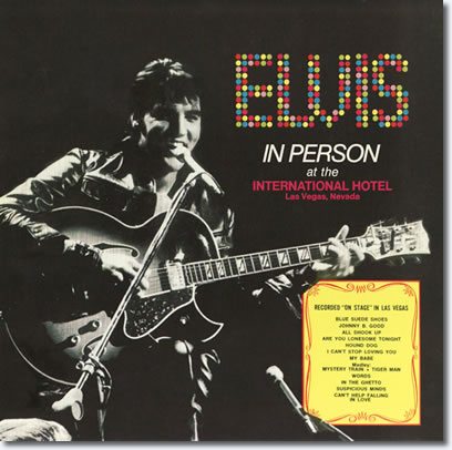 Elvis In Person FTD Special Edition 2 CD Set