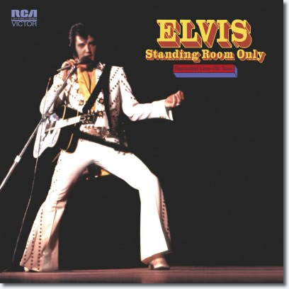 Elvis : Standing Room Only 2 CD Special Edition FTD CD