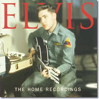 Elvis: The Home Recordings CD