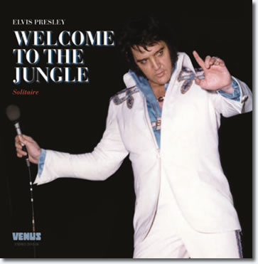 Welcome To The Jungle - Solitaire CD