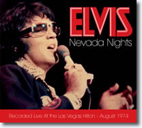Nevada Nights CD.