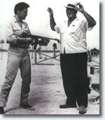 Elvis & Col. Tom Parker