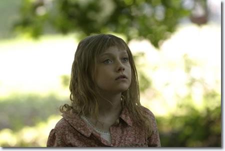 Dakota Fanning in 'Hounddog'