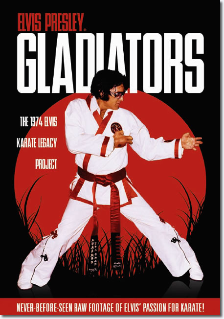 Elvis' 'New Gladiators' DVD