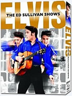 Elvis Presley: The Ed Sullivan Shows DVD