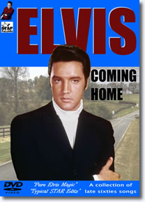 Elvis Coming Home DVD