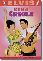 King Creole DVD