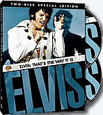 Elvis: That's The Way It Is - Two-Disc Special Edition DVD