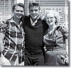 Sam Phillips, Elvis & Marion Keisker.