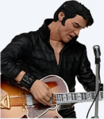 This is THE BEST Elvis likeness ever done.