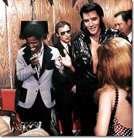 Elvis Presley 1969.
