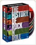 The History of Rock 'n' Roll DVD