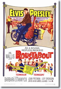 Roustabout - Paramount 1964