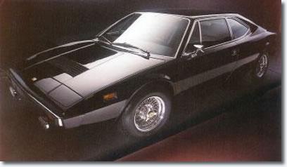 Elvis' 1975 Ferrari Dino 308 GT4