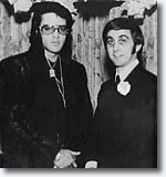Elvis & George Klein