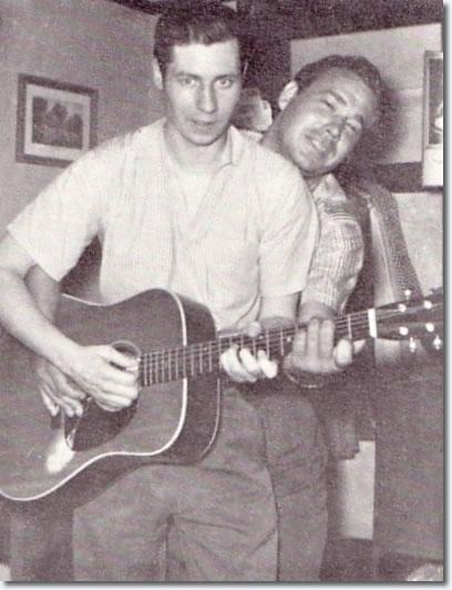 Glen Glenn and Bill Black