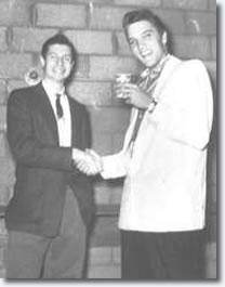 Glen Glenn & Elvis Presley