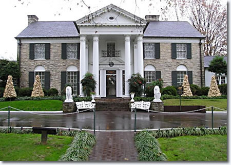 Elvis Presley's Graceland - 3764 Elvis Presley Boulevard