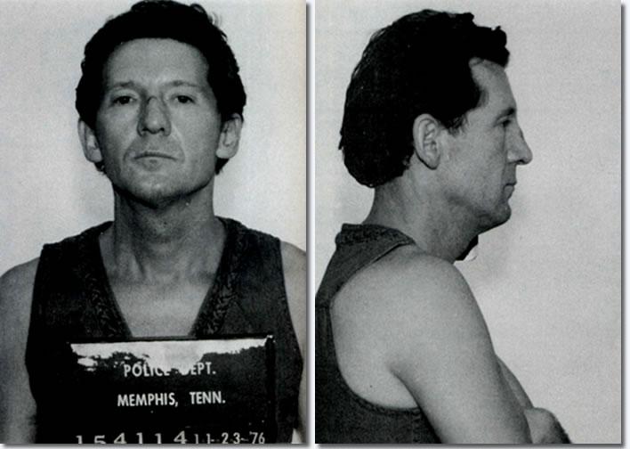Jerry Lee Lewis, Arrested at the Gates of Graceland