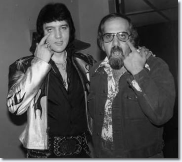 Elvis Presley & Joe Guercio
