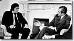 Cash & President Nixon
