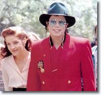 Lisa Marie & Michael Jackson
