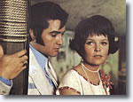 Marlyn Mason & Elvis Presley in The Trouble With Girls (And How To Get Into It).