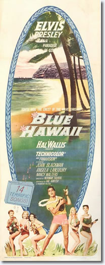 Blue Hawaii - Paramount 1961