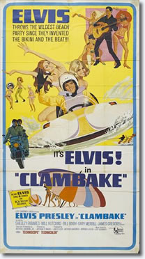 Clambake - United Artists 1967