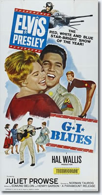 G.I. Blues - Paramount 1960