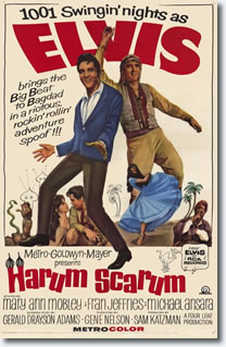 Harum Scarum (aka Harem Holiday) - MGM 1965