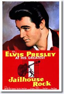Jailhouse Rock - MGM 1957