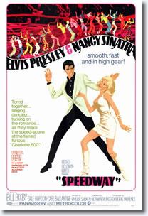 Speedway - MGM 1968