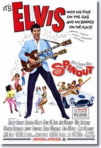 Spinout - MGM 1966