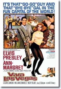 Viva Las Vegas  - MGM 1964