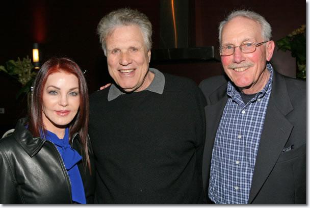 Priscilla Presley, Steve Binder and Bones Howe