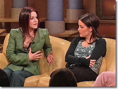 Priscilla Presley, Lisa Marie Presley