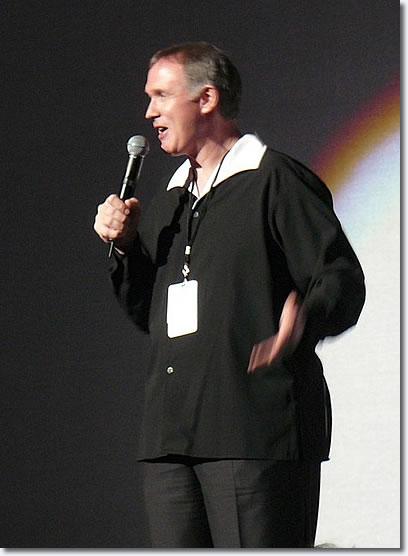 Todd Morgan August 2007