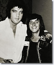 Elvis Presley & Tony Prince
