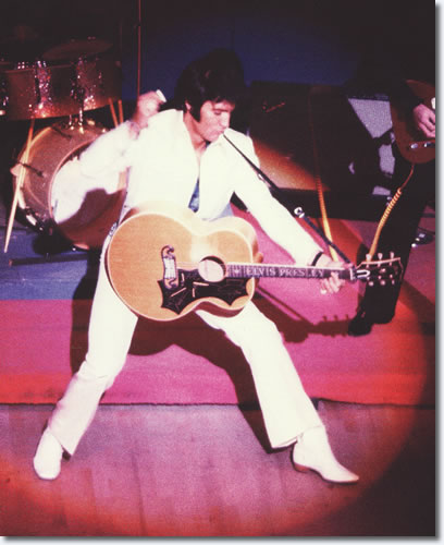 Elvis Presley, August 1st, 1969