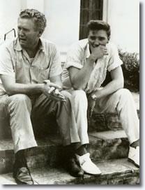 Vernon & Elvis Presley - August '58